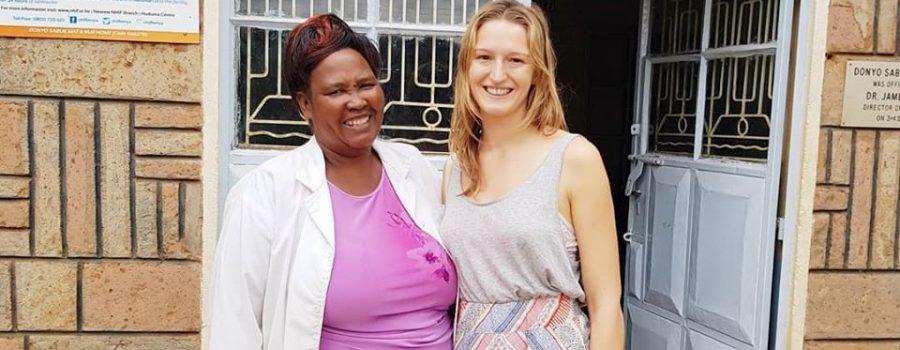Gesundheit schenkt Leben: Besuch im Krankenhaus
