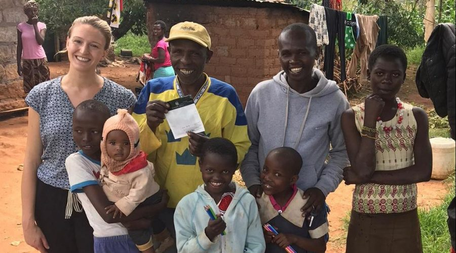 Gesundheit schenkt Leben: Aktion mein Pfand dein Trinkwasser